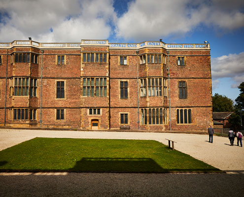 The House at Temple Newsam page